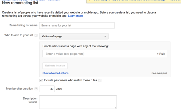 Ultimate Guide to AdWords Remarketing