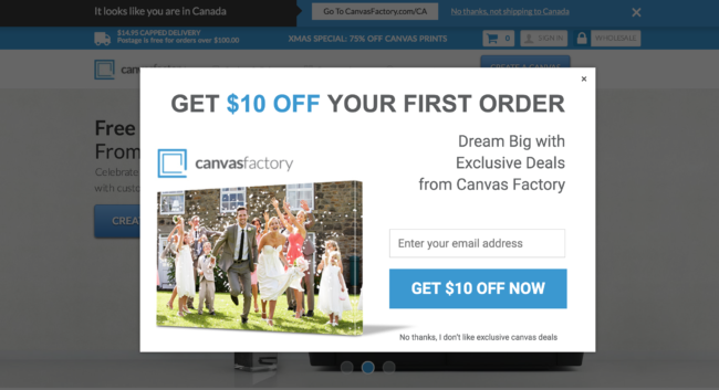 See how just one ecommerce popup offer helped generate 1.1 Million in Revenue