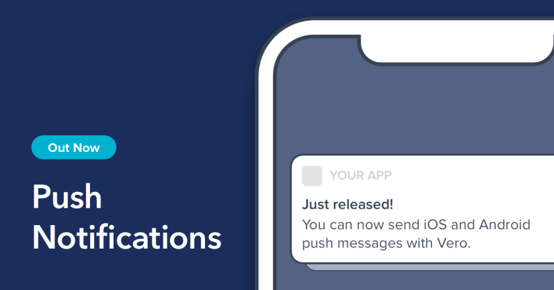iOS and Android push notifications are here!